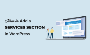 How to Create a Services Section in WordPress (2 Easy Methods)
