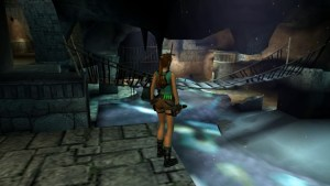 A Playable PSP Remake of the Original 'Tomb Raider' Has Been Discovered