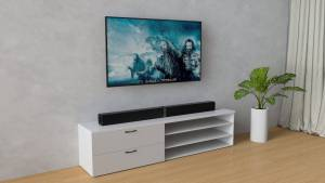 Cowin's $80 Sound Bar Can Split in Half for Surround Sound