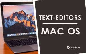 Top 10 Best Text & Code Editors for Mac 2020 (Latest)