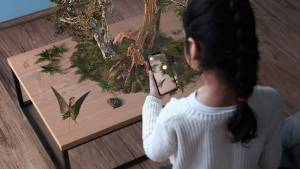 David Attenborough and Dinosaurs Come to Your Living Room in this AR iPhone App