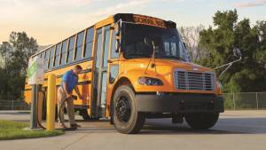 Electric Buses Will Replace a Maryland School District's Gas-Guzzling Fleet