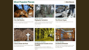 Quick Tip: Explore the Hidden Wonders in Your City with Atlas Obscura