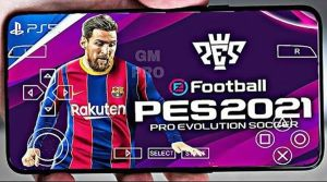 PES 2021 PPSSPP ISO Direct Download Links.