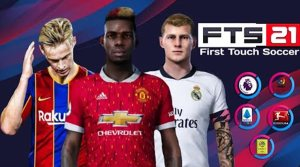 Download First Touch Soccer 2021 Mod for Android (FTS 21)