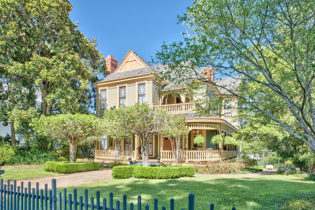 1887 Ezell House For Sale In Eatonton Georgia