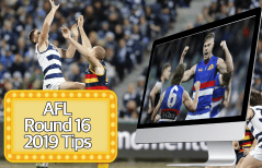 AFL round 16 tips 2019