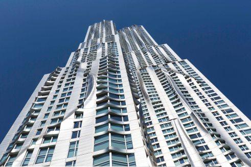 F. Gehry Architektur, New-York