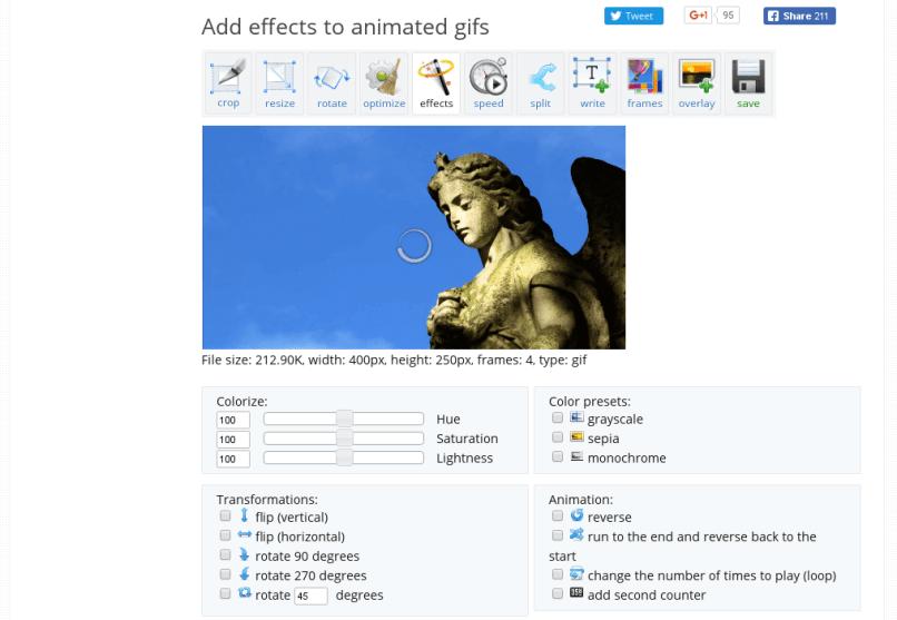 Add Frame To Gif Online | Frameswalls org