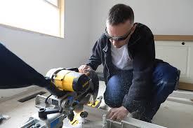 Cutting and Installing Trim