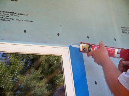 installing house wrap