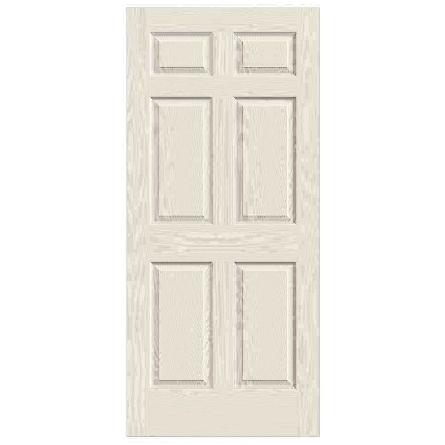 how to hang a door, slab door