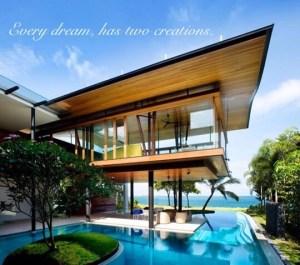 Dream achievers create twice