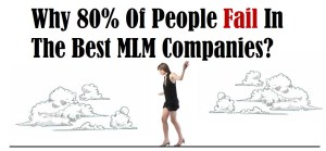 people fail at network marketing
