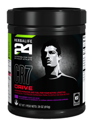 herbalife sports drink cr7 drive