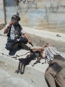 The IS spreads its terror Shingal