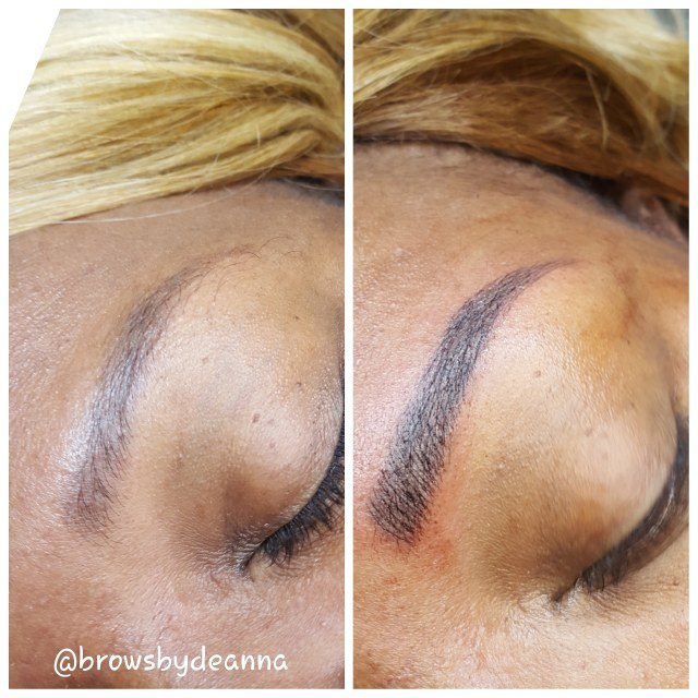 Microblading Eyebrows • Brow Shaping • Cost • Pictures • FAQ • Edina ...