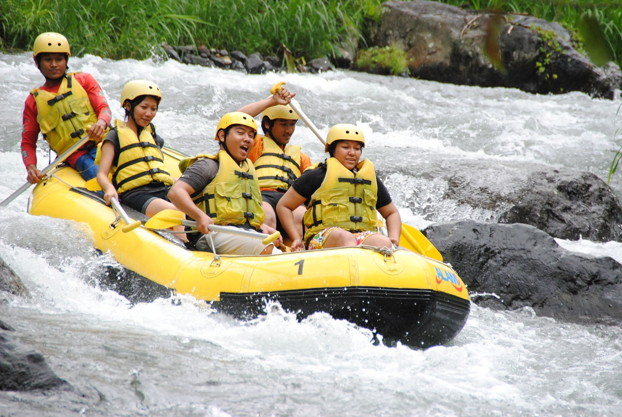 Top Ten River Routes for Rafting and Kayaking in Nepal