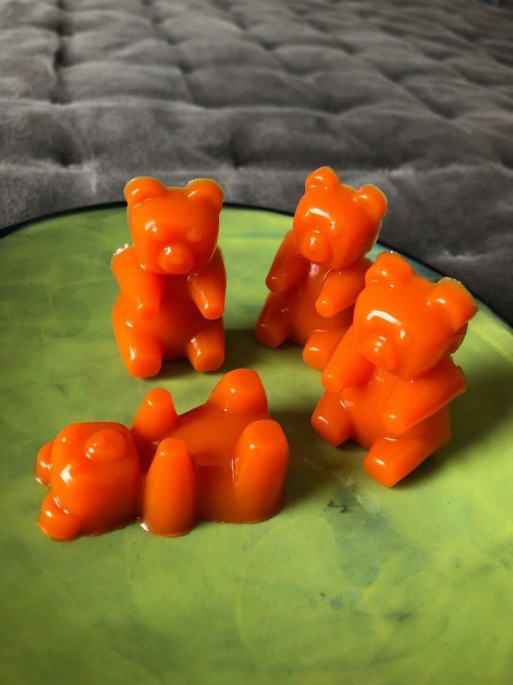 Paleo Gummy Bears
