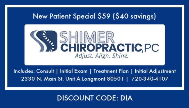 Shimer Chiropractic Discount Code