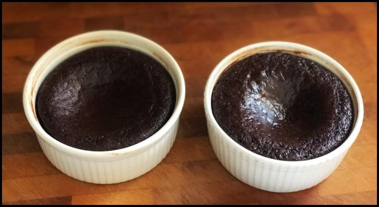 PALEO TIGERNUT CHOCOLATE MINI CAKE