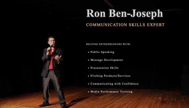 Ron Ben-Joseph Coach