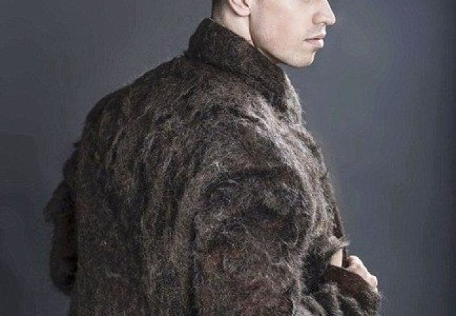 chest hair jacket