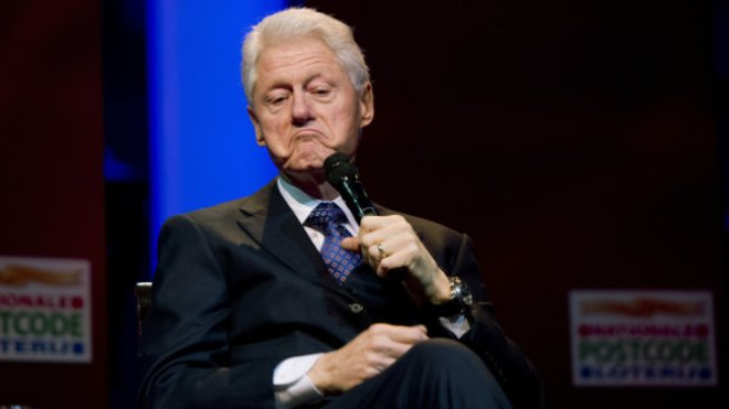 Former President Bill Clinton was impeached by the House in 1998 but acquitted by the Senate over his relationship with White House intern Monica Lewinsky, the Associated Press reported.