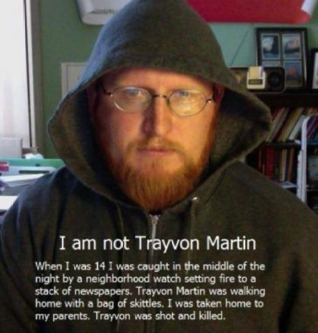 not trayvon
