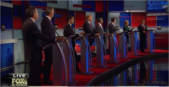 gop debaters
