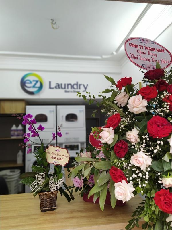 Khai trương cửa hàng thứ 5 trong Hệ thống giặt là cao cấp EZ Laundry