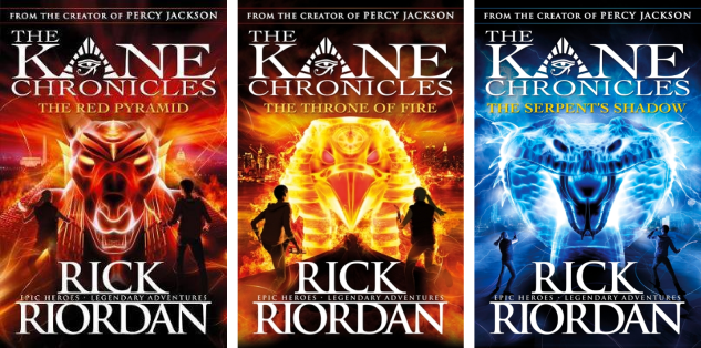 This image has an empty alt attribute; its file name is the-kane-chronicles-1.png