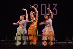 Virasat Krishna dance