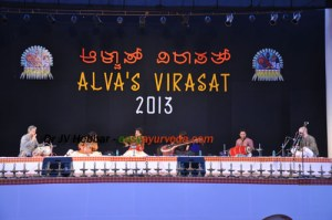 Virasat musical night