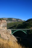 Spanning the Canyon