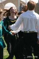 Dancing the Irish Jig