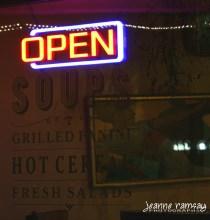 Neon window