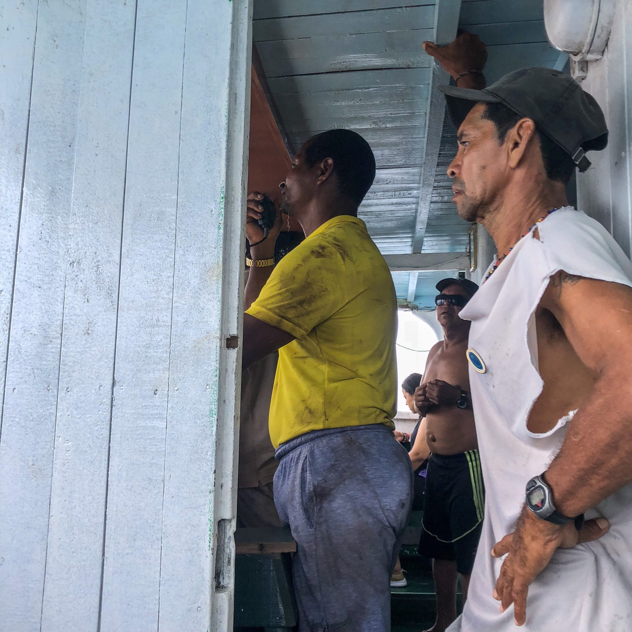 Stranded in the Pacific Ocean. The REALLY slow boat to Colombia's Nuqui