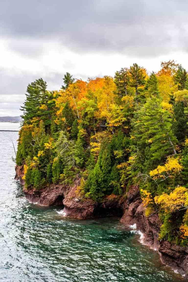 Presque Isle Fall