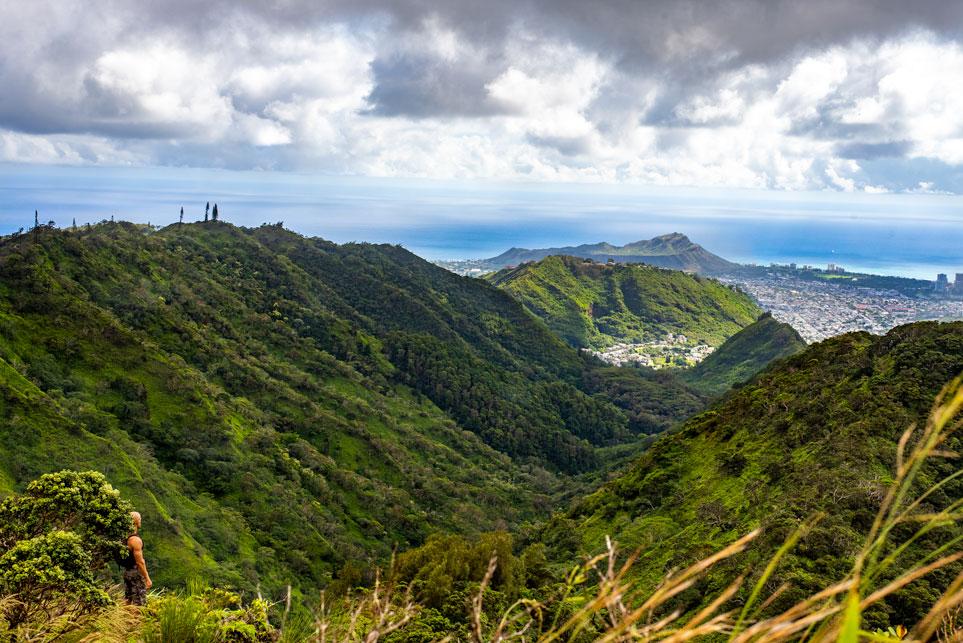 Ka'au Crater Hike: Oahu's Best Hike? [Photos]