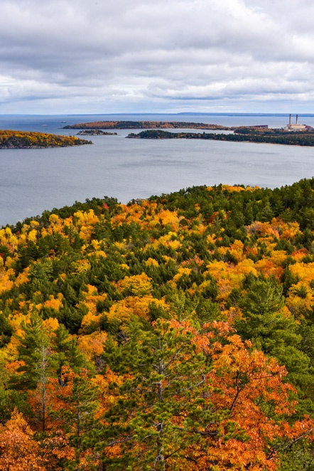 Upper Peninsula Hiking: Sugarloaf Mountain