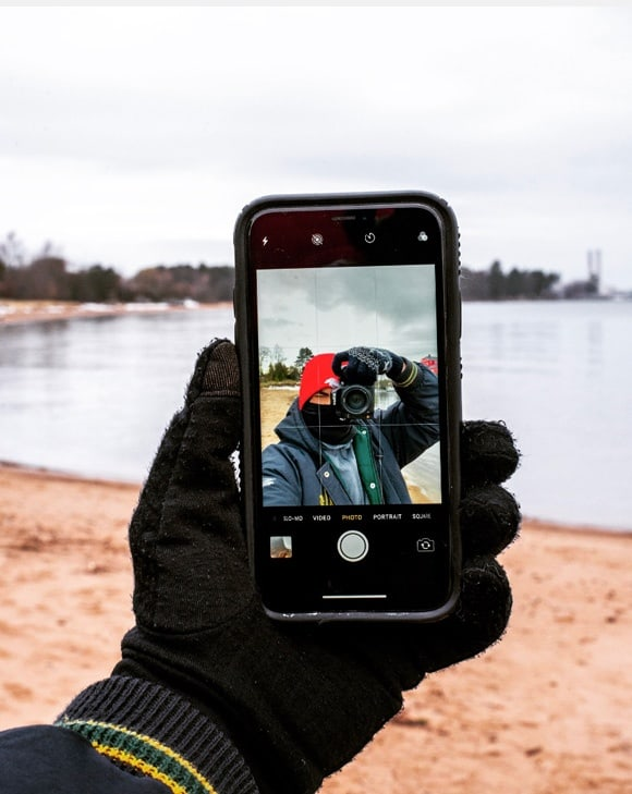 Cold Weather Photography Gloves