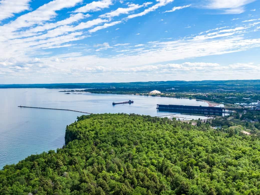 Presque Isle Hiking: Marquette's Must Visit Spot