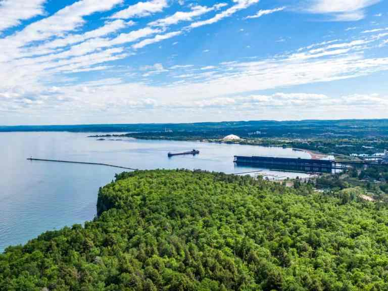 Presque Isle Hiking: Marquette's Must Visit Spot