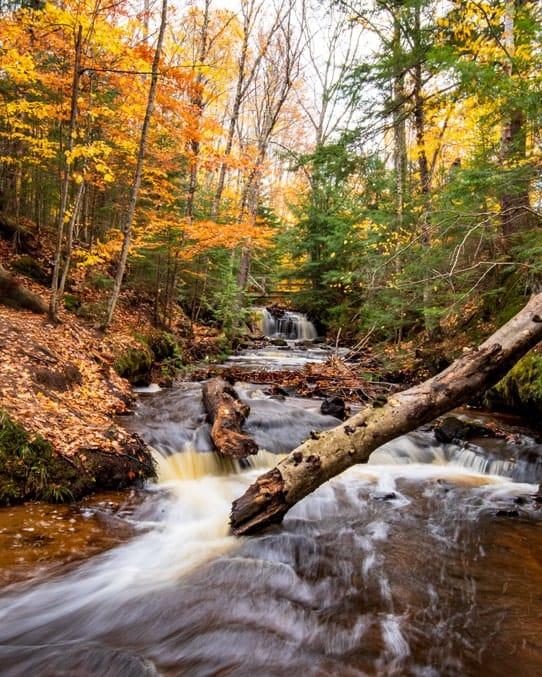 chapel falls hike