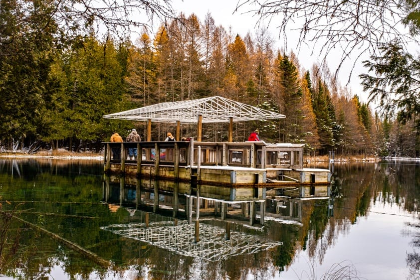 Kitch Iti Kipi: Michigan's Must See Wonder