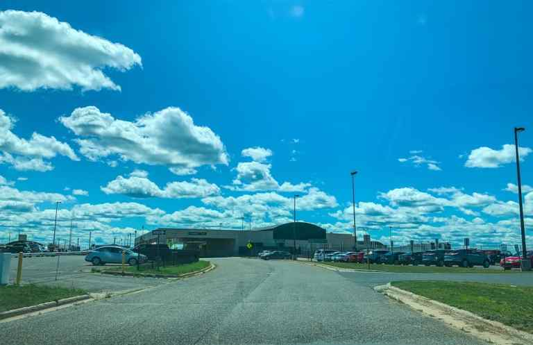 Marquette Michigan Airport: Getting in & out of Marquette
