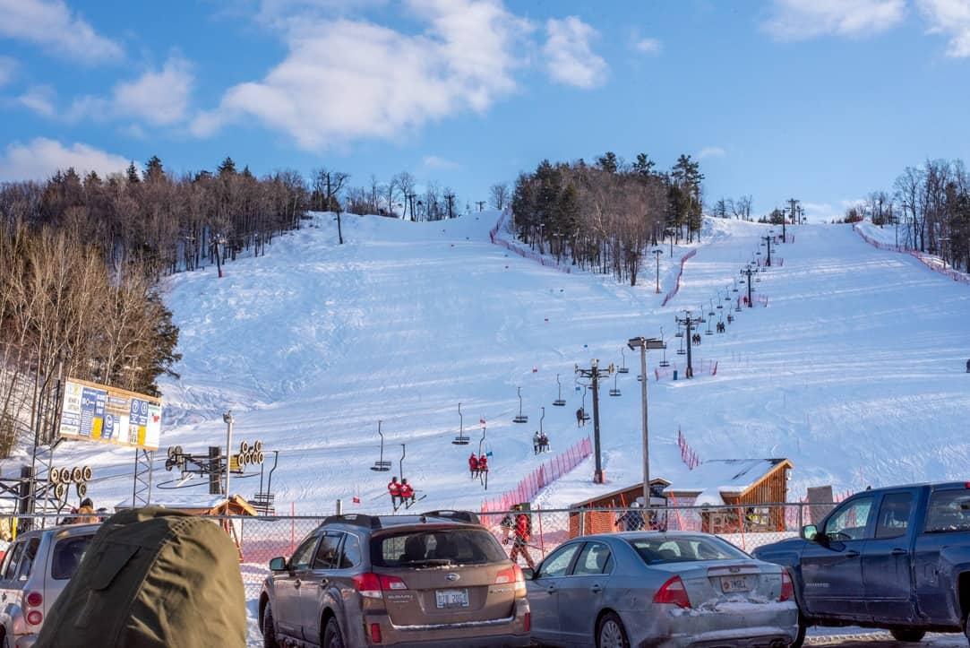 Marquette Mountain: Ski Marquette's Hometown Hill