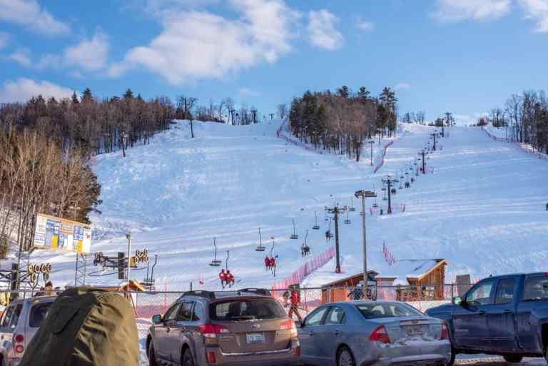 Marquette Mountain: Ski Marquette Today
