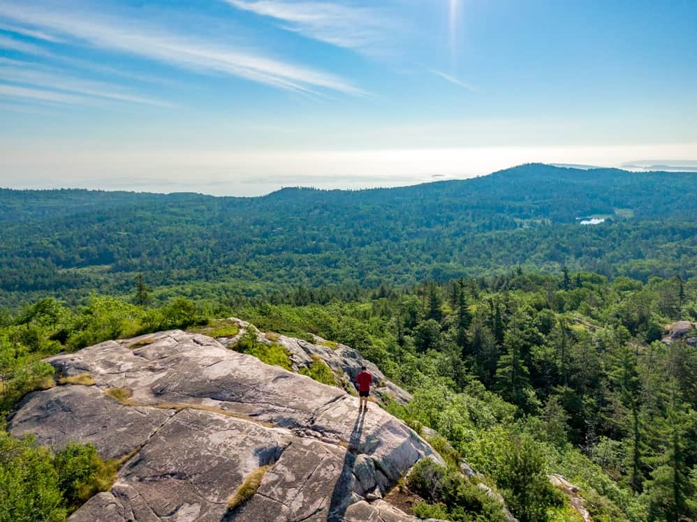 Hogback Mountain: Peak Marquette's Hardest Hike
